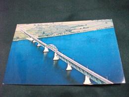 PONTE BRIDGE PONT BRUCKE CARQUINEZ PRINCESS MARGARET  NEW BRUNSWICK CANADA - Ponti