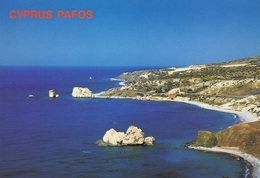 * Cyprus Postcard * Petra Tou Romiou * Venus Birthplace * Collection : Themis Christodoulou * Number : C17 * - Chipre