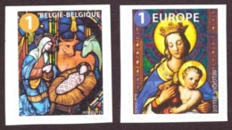 Belgique 2019 - Nöel /Christmas Cond. MNH ( Auto-adhésif ) National + Europe - Belgique