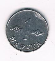 1 MARKKA 1952 FINLAND /9023/ - Finlandia