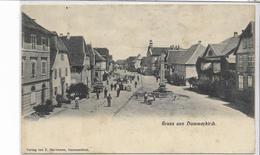 68 DANNEMARIE . LOT 2 De 9 Belles Cartes Du Haut-Rhin , état Extra - Postkaarten
