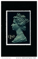 GREAT BRITAIN - 1987  £ 1.60  PARCEL  HIGH VALUE  MINT NH - 1952-.... (Elisabetta II)