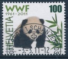 1382 - Gebraucht - Mit Stempel Bern 1 Schanzenpost - Usati