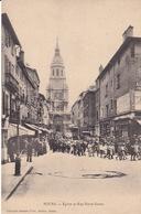 Bourg Eglise Notre Dame (défilé) - Bourg-en-Bresse