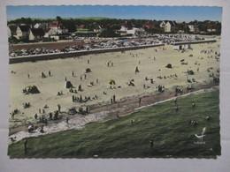 CPA CPSM CP CALVADOS 14 MERVILLE-FRANCEVILLE 1967 - EN AVION AU DESSUS DE LA PLAGE / VUE AÉRIENNE - ED LAPIE TBE - Autres Communes