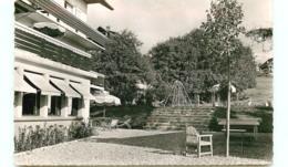 """74* MEGEVE (CPSM) Hotel """" Montjoly"""" - Megève"""