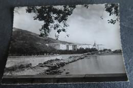 CPSM - BASTIA (2B) - Place St Nicolas - Vue De La Promenade Des Quais - 1959 - Bastia
