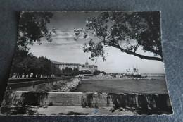 CPSM - BASTIA (2B) - Le Nouveau Port Vu De La Promenade Des Quais - 1951 - Bastia