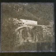 VOSGES  , N° 1320, Remiremont Un Moulin,  Photo Négative Sur Ancienne Plaque  En Verre - Remiremont