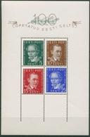 Estland 1938 Gelehrte Estnische Gesellschaft Block 2 Postfrisch (C92897) - Estonie