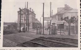 SAINT-PRIX La Gare Du Gros Noyer Rue D'Ermont (1949) - Saint-Prix