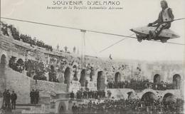 D 31  SOUVENIR  D'JELMAKO   Automobile Aerienne - Toulouse