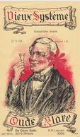 Distillerie / Likeurstokerij  De Gauw  Leuven Wilsele 'Oude Klare' Vieux Systeme 27% Vol. Belgie. - Autres Collections