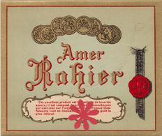 Distillerie / Rahier 'Amer'  Herstal / Belgique - Autres Collections