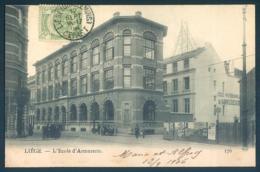 LIEGE Ecole D'Armurerie - Liège