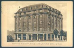 KOBLENZ COBLENZ A. RHEIN Hohmanns Hotel - Koblenz
