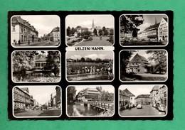 Allemagne Deutschland Uelsen Uelzen    ( Format 9cm X14cm ) - Uelsen