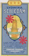 Distillerie Pondcuir Poussart Olne Liege Schiedam / Belgique - Belgie. - Autres Collections