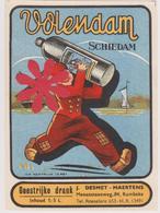 Distillerie Stokerij Desmet-Maertens 'Schiedam' Rumbeke Roeselare. 1/5 L. Belgique - Andere Verzamelingen
