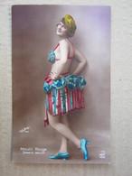 Moulin Rouge / Spark's BALLET / Walery Phot. - Danza