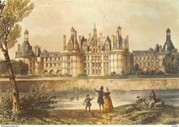 41-CHAMBORD LE CHATEAU-N°C-4333-D/0097 - Chambord
