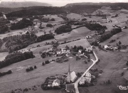 CPSM 10X15. (88) LE GIRMONT (993 H) Vue Aérienne . A 8 Kms Du VAL D'AJOL - France