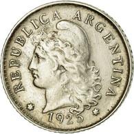 Monnaie, Argentine, 5 Centavos, 1925, TTB, Copper-nickel, KM:34 - Argentine
