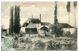 CPA 1906 - CHAGNY La Minoterie ( Moulin )  Oblitérée Gare De Chagny 1906 - Chagny