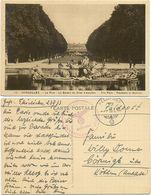 AK Versailles 1940, Park, Feldpost Feldpostnummer 30248 Nach Cörmigk Bei Köthen - Versailles