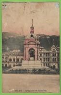 Hong Kong - Queen's Statue - China - China (Hongkong)
