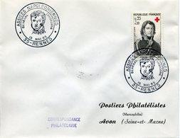 RENNES 15 Mai 1965 ASSISES NAPOLEONIENNES GENERAL CAMBRONNE Napoléon Empire - Postmark Collection (Covers)