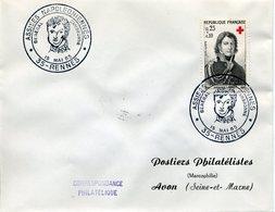 RENNES 15 Mai 1965 ASSISES NAPOLEONIENNES GENERAL CAMBRONNE Napoléon Empire - Storia Postale