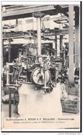 CHATEAUBRIANT - Ets L. NIZON & Y. ROLLAND - Métier Circulaire Pour La Fabrication Du Jersey - Châteaubriant