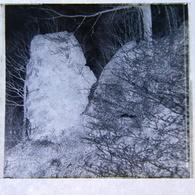 VOSGES  , Plombières Roche De La Carrande, Ancienne Plaque Photographique En Verre - Glasplaten