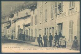 01 SAINT RAMBERT En BUGEY Ain Grande Rue Et Gendarmerie - France