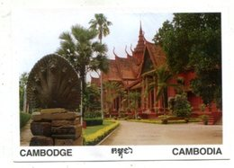 CAMBODIA - AK 368623 Phnom Phenh - The National Museum - Cambodja