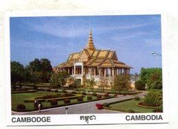 CAMBODIA - AK 368624 Phnom Phenh - Palais Royal - Cambodja