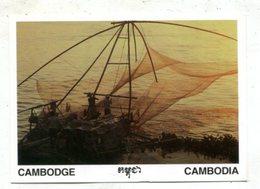 CAMBODIA - AK 368626 Khmer Fisherman - Cambodja