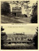 Jemelle Chateau Everard Home A.e.p. 2 CARTES - Rochefort