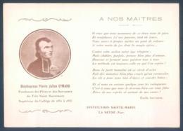 83 LA SEYNE Sur MER Institution Ste Marie Pierre Julien Eymard - La Seyne-sur-Mer
