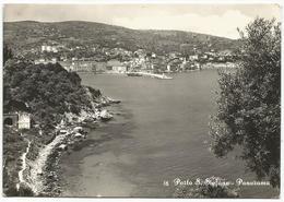 Y4534 Monte Argentario (Grosseto) - Porto Santo Stefano - Panorama / Viaggiata 1957 - Italie