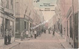 CPA Tirlemont - Rue Vieux Beauduin - Circulée - Tienen