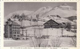 """Villard De Lans - Pensions D'Enfants: """"Les Sapins"""" & """"Le Rocher"""" - Villard-de-Lans"""