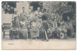 NIGERIA ( Afrique ) - Lagos - TTB Etat - Nigeria