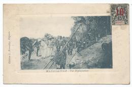 MADAGASCAR ( Afrique ) - Une Exploitation ( Colonies , Colons ) - TTB Etat - Madagascar