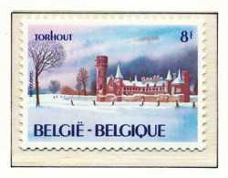NB - [152280]TB//**/Mnh-N° 2099, Tourisme, Château De Wijnendale à Torhout, SNC - Belgium