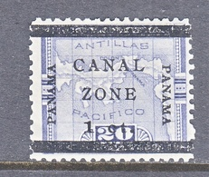 Canal Zone  16     * - Kanalzone