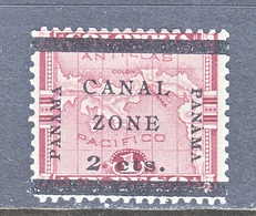 Canal Zone  17     * - Kanalzone