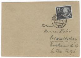 DEUTSCHLAND/ DDR - Postkarte Mit Mi # 245 EF, Tag D. Briefmarke  - 1563 - [6] República Democrática