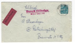 DEUTSCHLAND/ DDR – Express-Brief, 05.08.1955, # 421  – 1716 - [6] República Democrática